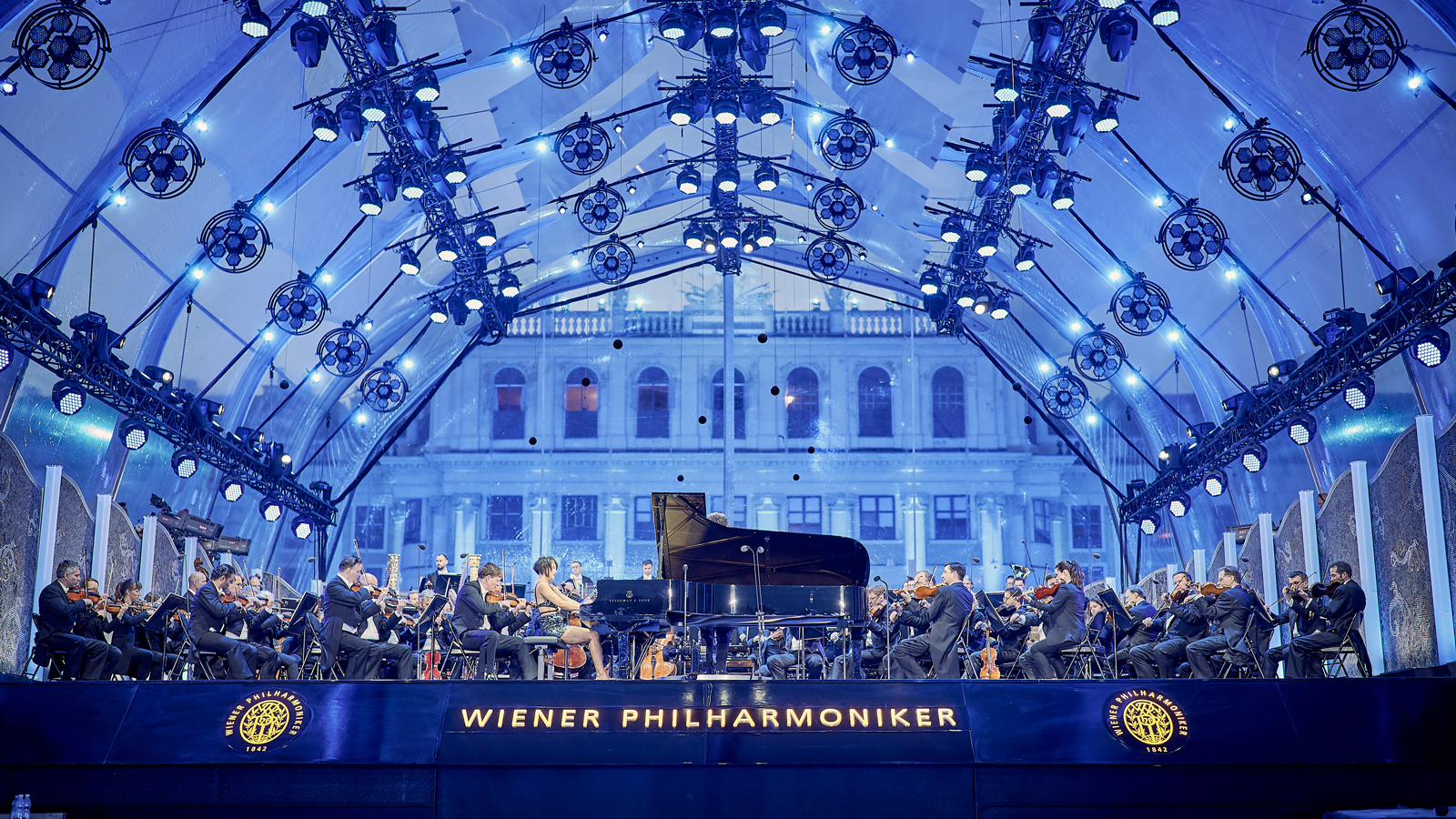 Jerry Appelt turns to GLP for Vienna Philharmonic